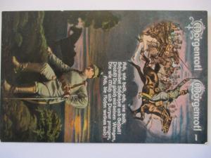 Ansichtskarte Morgenrot! Leuchtet mir zum