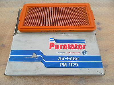 BMW E28 520i Luftfilter Purolator PM 1129 NOS 2 Stück Set BMW 520 Oldtimer