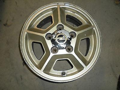 Opel Monza GSE Alufelge Felge Leichtmetallfelge Senator A 6x14 Oldtimer