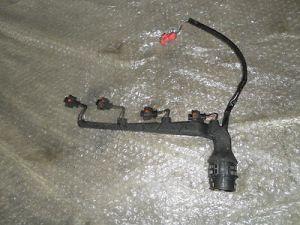Peugeot 206 1,4 HDI Kabelbaum Einspritzdüsen 9638163180 0