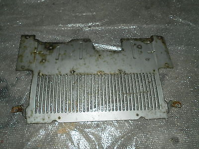 Citroen CX Abschlußblech unter Kühler 5433824 S1 früh Oldtimer