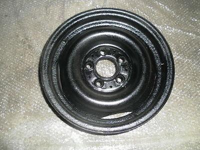 Mercedes Benz W123 Stahlfelge 1234000302 Lemmerz 5,5 x 14 H2 Oldtimer