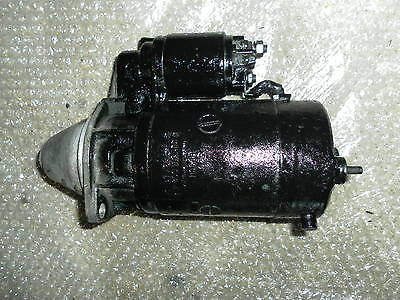 Mercedes Benz W126 Starter Bosch 0001314002 W107 W108 W113 W114 W116 W123