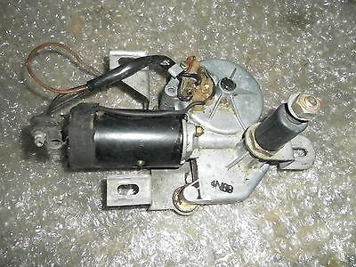 Ford Escort Heckwischermotor 81AB17404 Oldtimer Lagerauflösung