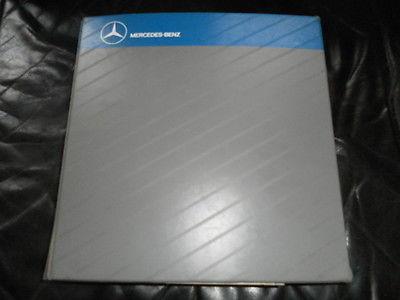 Mercedes Benz Microfiche Busse Aufbau - Fahrgestelle orig. ca.500 St. Oldtimer