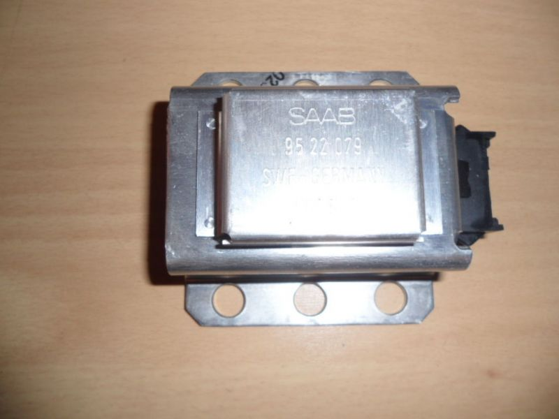 Saab 9000 Regler Instrumentenbeleuchtung 9522079 SWF 601581