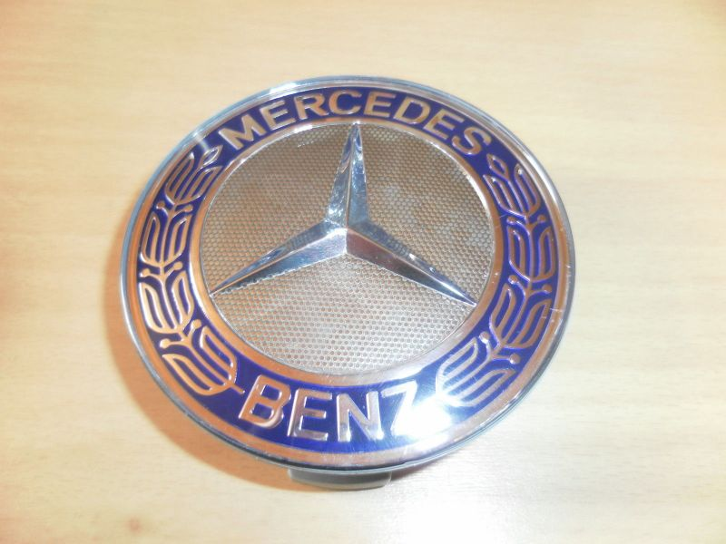 Mercedes Benz R129 Nabenkappe 1704000025 R230 W210 W220 Nabendeckel NEU Oldtimer