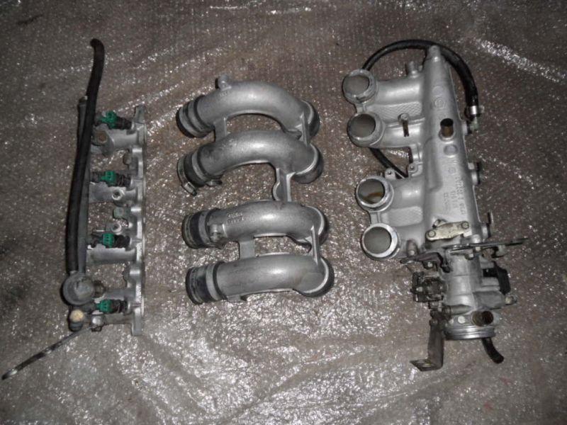 Saab 9000 Einspritzanlage 912587 komplett 107Kw 2.3L
