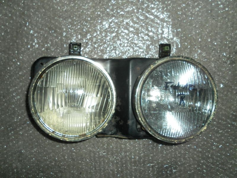 Fiat 132 Scheinwerfer rechts Oldtimer