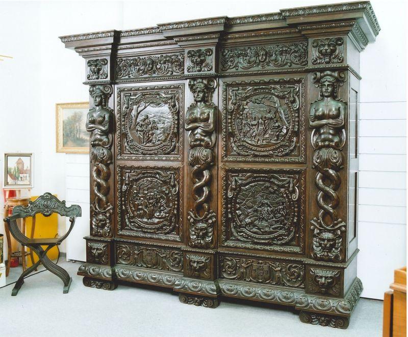 Diverse Antike Möbel Aus Privater Sammlung Prachtstück Danziger