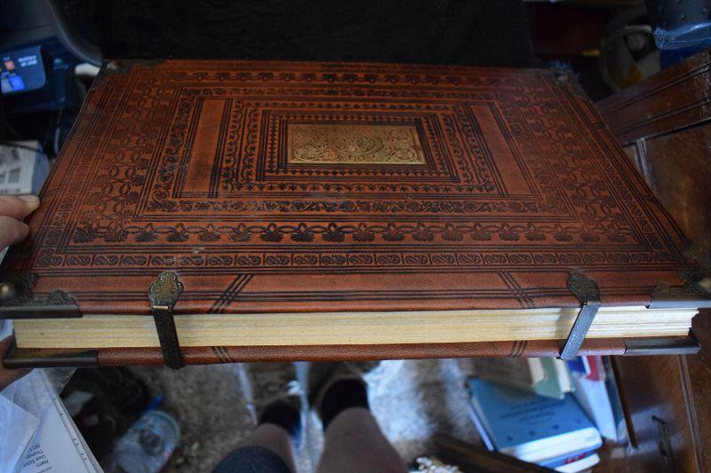 Bibel von 1630 Faksimile, Top Zustand 1