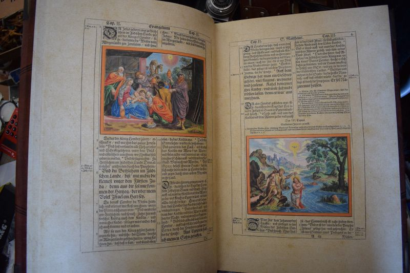 Bibel von 1630 Faksimile, Top Zustand 3