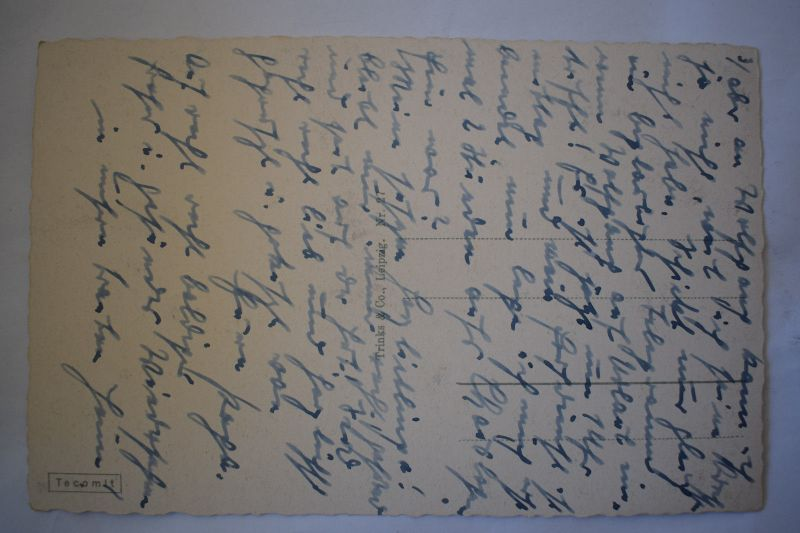 Ak Lyck, Masurens Hauptstadt, Gesamtansicht, nicht gelaufen, um 1920 1