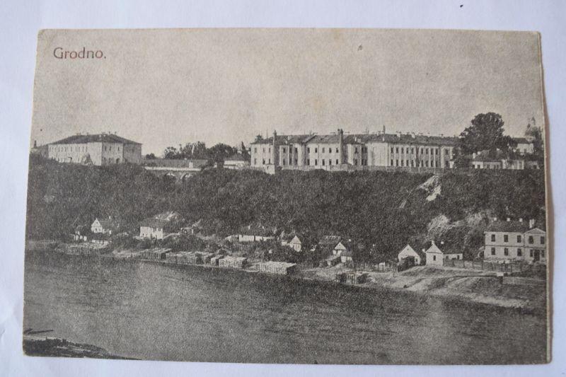 Ak Grodno, um 1915 nicht gelaufen