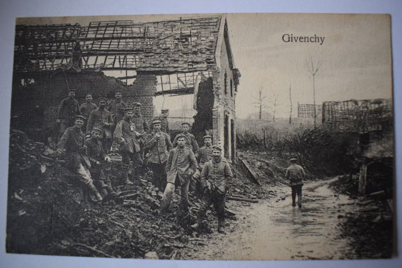 Ak Givenchy -  um 1915, nicht gelaufen