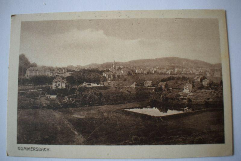 Ak Gummersbach, um 1900 nicht gelaufen