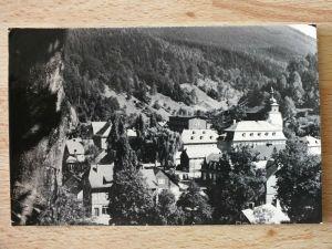 AK Katzhütte, Schwarzatal, Echt Foto, Verlag Konsum, Katzhütte, 1960