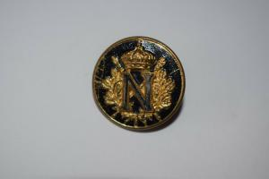 Knopf Napoleon, Bouton 2cm Durchmesser