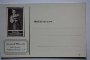 Ak Deutsche Reichs-Fechtschule (Waisenpflege) Verband München, um 1900 nicht gel