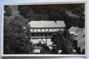 Ak Katzhütte Wurzelberg, 1960 nicht gelaufen