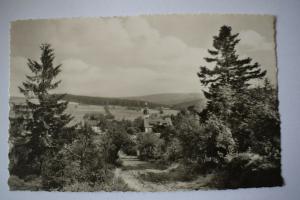 Ak Höhenluftkurort Schellerhau im Erzgeb., 1966 nicht gelaufen
