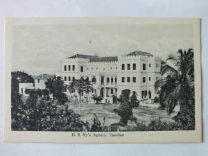 Ak Sansibar, Zanzibar, H. B. My´s Agency, um 1910 nicht gelaufen, Verlag Gomes