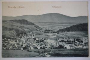 Ak Neurode, Totalansicht, 1915 gelaufen, Feldpost