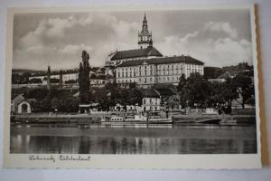 Ak Leitmeritz Sudetenland, um 1930 nicht gelaufen, Verlag Erich Schweizer