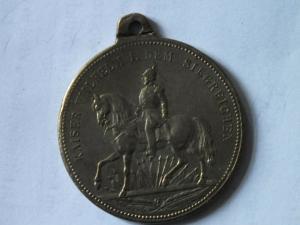 Medaille Kaiser Wilhelm I., dem Siegreichen