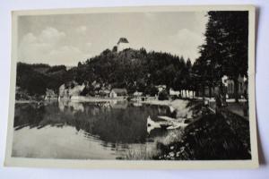 Ak Ziegenrück, a.d. Saale um 1930 nicht gelaufen