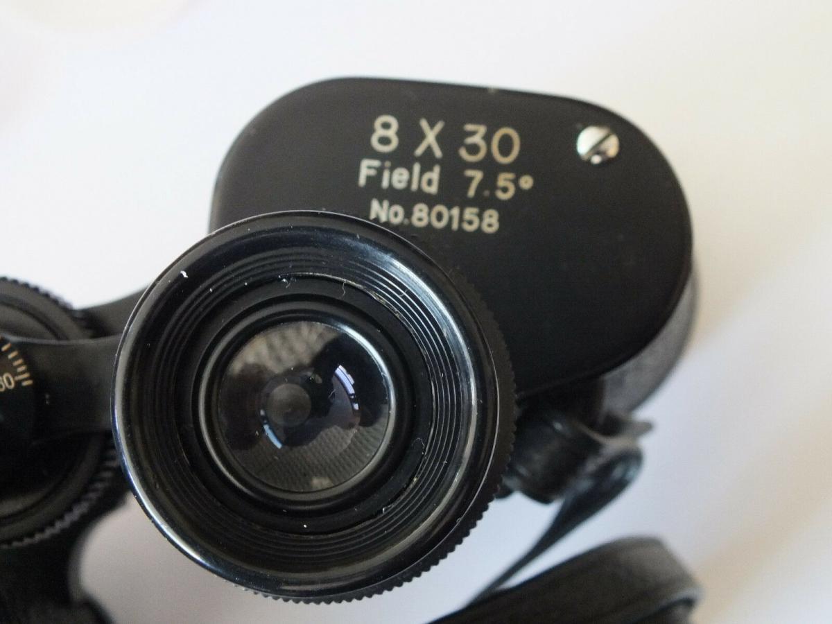 Fernglas Astrola Binocular 8 x 30 mit Schachtel, coated optics, TOP Zustand 3