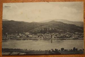 Ak Orsova, um 1900 nicht gelaufen