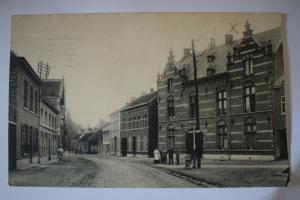 Ak Westerloo, 1914 gelaufen