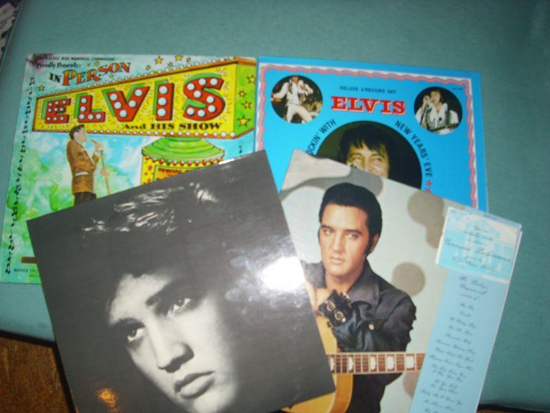 Elvis Sammlung