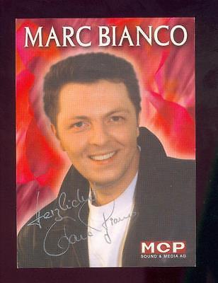 Marc Bianco  auf Karte  weitere im Shop