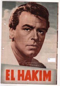 Original Filmprogramm El Hakim