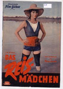 Illustrierte Film-Bühne IFB Nr. 3240 Das Reis-Mädchen Reismädchen La Risaia