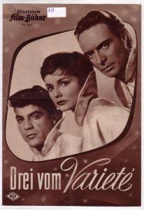 Illustrierte Film-Bühne IFB Nr. 2617 Drei vom Variete