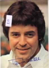 Autogrammkarte Tony Marshall