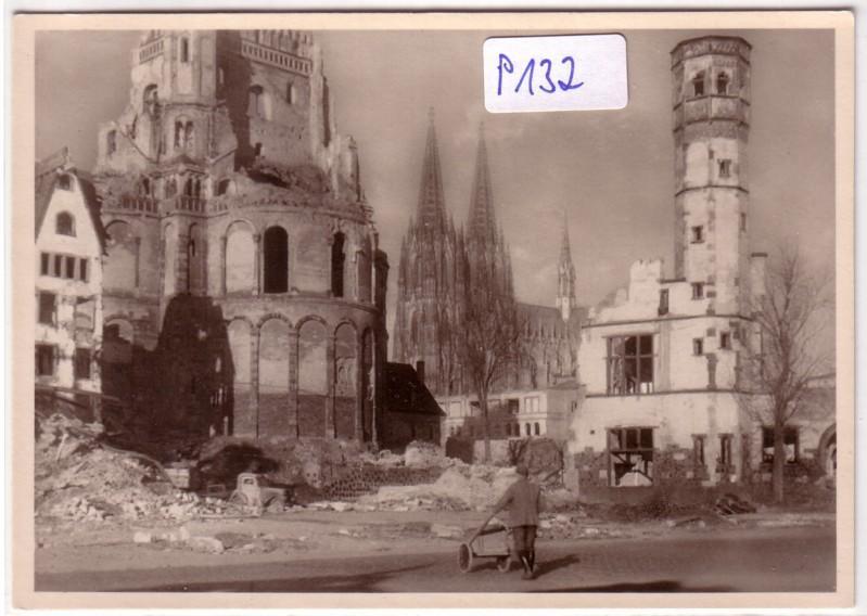 AK Köln St. Martin Stapelhausturm