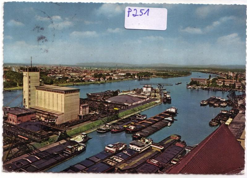 Basel Rheinhafen