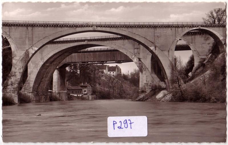 Kempten Iller-Brücken
