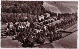 AK Jordanbad Kneipp'sche Kuranstalt Stempel: 14b Biberach-Jordanbad 1956 gelaufen