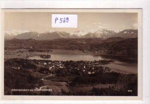 AK Pörtschach am Wörthersee 1926 gelaufen