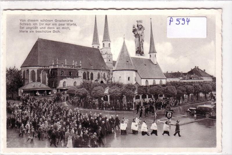 Wallfahrtsort Altötting Prozession
