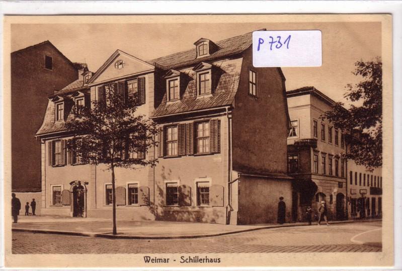 Weimar Schillerhaus
