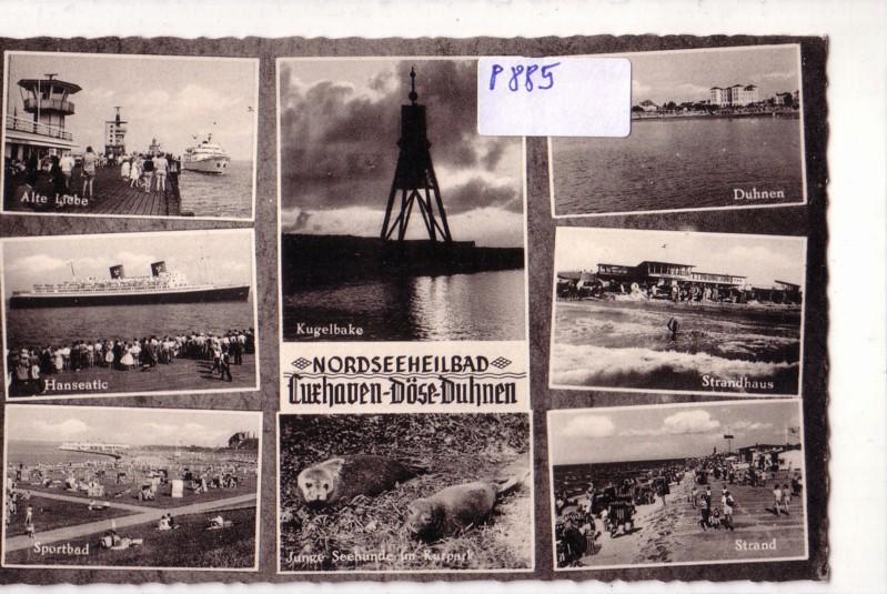 Nordseeheilbad Cuxhaven Döse Duhnen