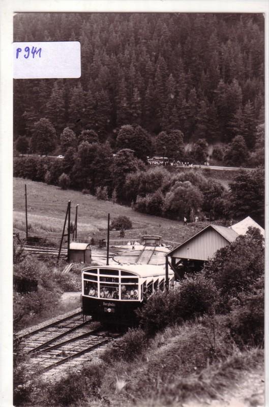 Oberweißbacher Bergbahn Talstation Obstfelderschmiede