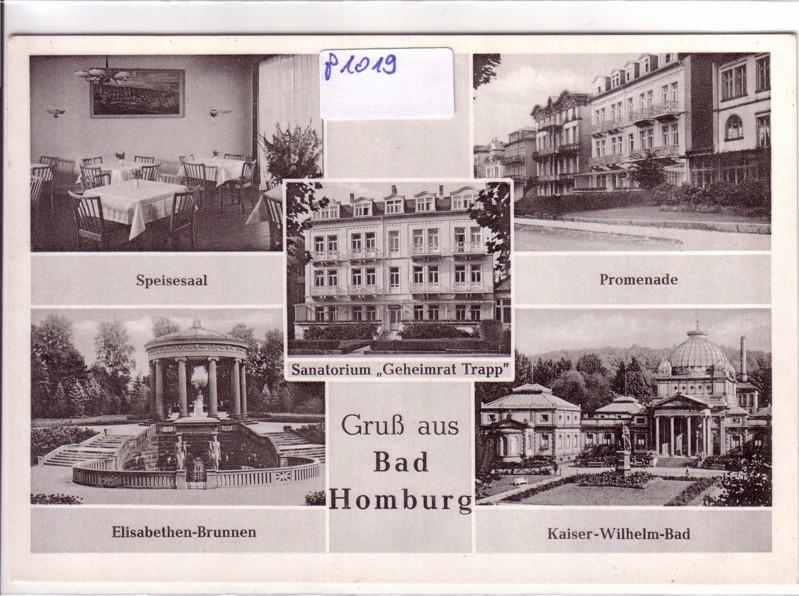 AK Bad Homburg 0