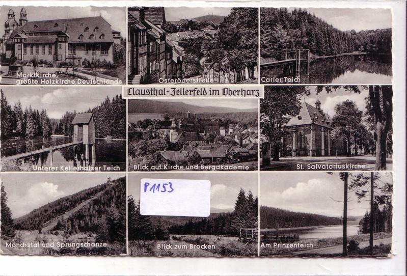 AK Clausthal-Zellerfeld Oberharz